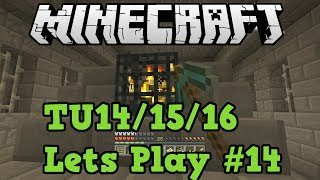 Minecraft Xbox 360 TU14 Lets Play #14 Finding End Portal