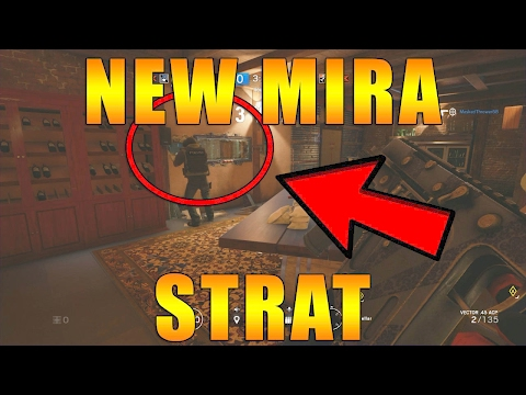 New Mira Strat - Rainbow Six Siege {Velvet Shell}