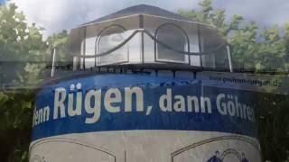 Dr. Camp auf der Regenbogen Ferienanlage Göhren / Rügen