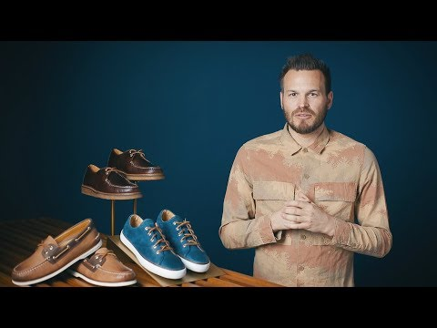 What Is The Sperry Gold Cup Collection?