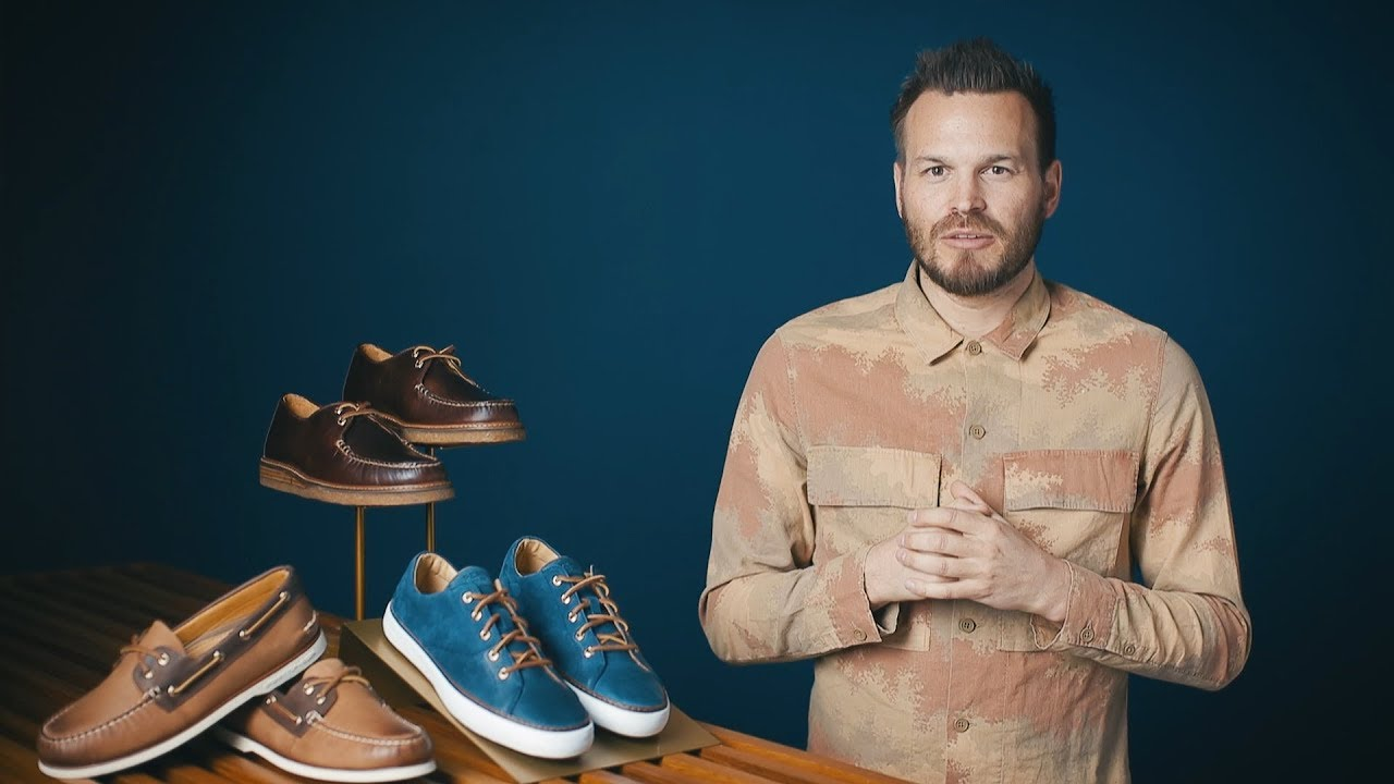 What is the Sperry Gold Cup Collection
