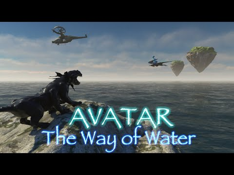 Avatar 2 (2021) Inexpensive Trailer / Аватар 2 (2021) Бюджетный Трейлер