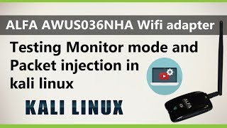 How to install alfa awus036ach wireless driver in kali linux 2017 3