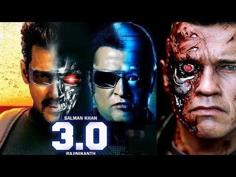 """Robot 3.0 Trailer [Hindi]""Official |Superstar Rajinikanth fanmade |Arnold |A R Rahman |Shankar  |"