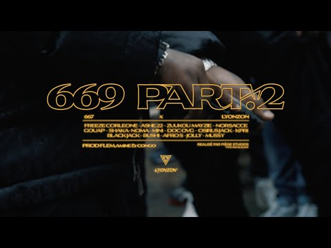 Youtube: 667 – 669 Part. 2 feat. Lyonzon