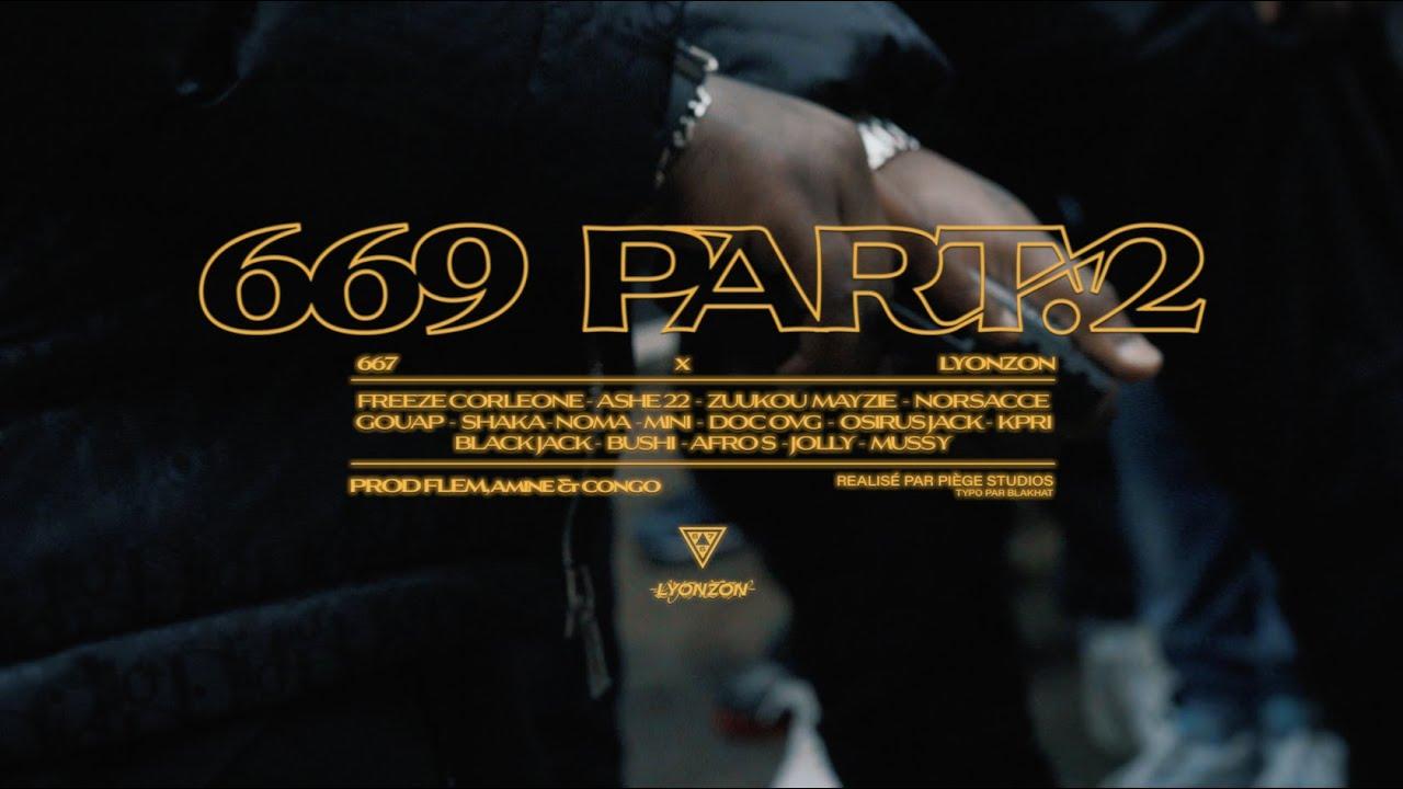 Download 667 - 669 Part. 2 feat. Lyonzon