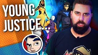 Young Justice Season 3 WHAT WAS THAT?! | Comicstorian