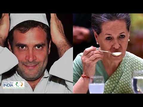 देखिए नेहरू खानदान के 17 महापाप, कैसे हिन्दुओं से नफरत करती है कांग्रेस -