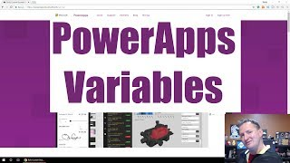 Intro to PowerApps Variables