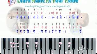 Raga Marwa – An evening mood : By Manish Rajyaguru You Can Learn And How To Sing Also ...