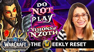 Why You SHOULDN'T Come Back For 8.3 (And Why You Should) & Week One Guide! Visions Of N'zoth