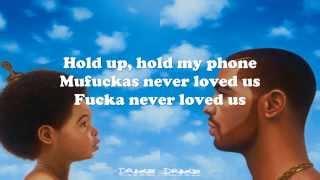 Drake - Worst Behavior   Nothing was the Same (Lyrics)