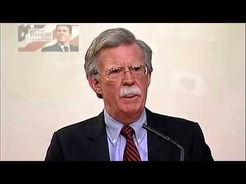 John Bolton Lecture on Foreign Policy