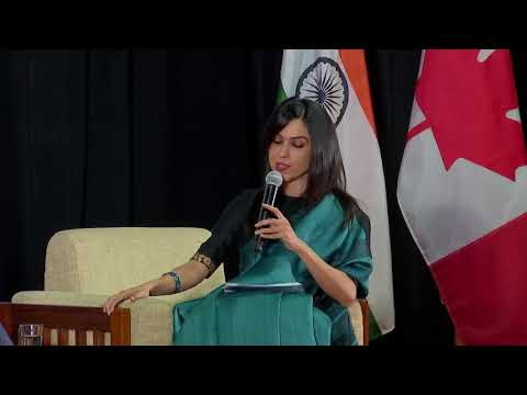 A talk by The Right Honourable Prime Minister of Canada, Justin Trudeau at IIM Ahmedabad