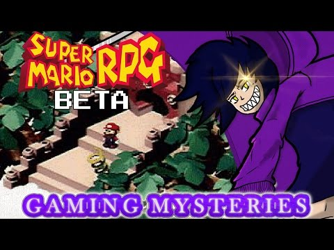 Gaming Mysteries: Super Mario RPG Beta (SNES)