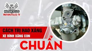 Video 179: Muốn Hết Hao Xăng Coi Hết Clip Này | Motorcycles TV