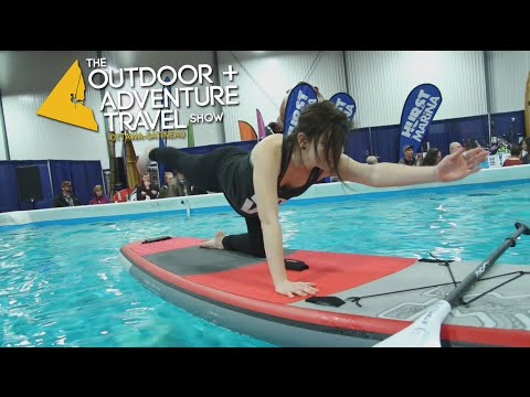 The Outdoor & Adventure Travel Show (Ottawa, 2016)