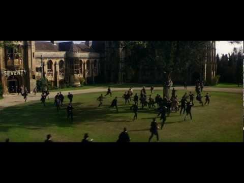 The Harvard graduation dance from Heaven's Gate