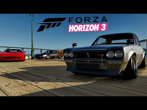 Forza Horizon Classic Car Meet Youtube
