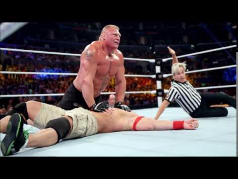WWE Pinfall! 1! 2! 3! (SOUND EFFECT)