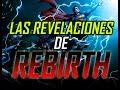 DC Comics Rebirth - 6 Revelaciones