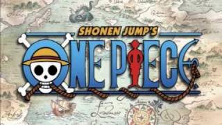 One Piece 4kids English Dub Opening Theme (Pirate King Promo, Sung by Russell Velàsquez, Subtitles)