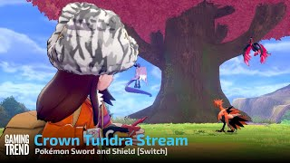 Pokemon Sword and Shield - Crown Tundra, here we come!