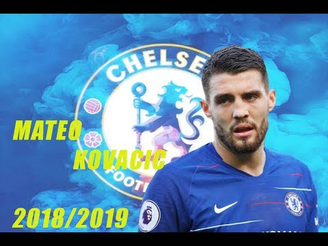 5559d810396 Mateo Kovacic welcome to chelsea 2018 ⁄19 crazy skills and dribbling ever!
