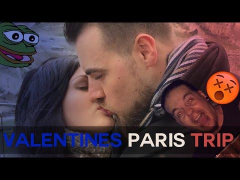 VALENTINES Paris Weekend ;) - Sco & Djarii (March 2016)