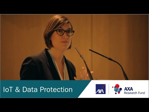 Internet of Things & Data Protection Conference | Dr. Cecile Wendling | Legal & Ethical Challenges