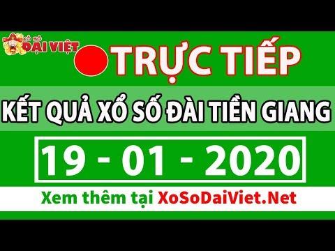 Xổ Số Tiền Giang 19/1/2020 - XSTG - SXTG - Kết Quả Xổ Số Tiền Giang Hôm Nay Chủ Nhật