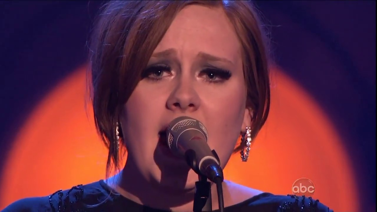 Download Adele - Chasing Pavements (Live at Dancing with the Stars US 2009)