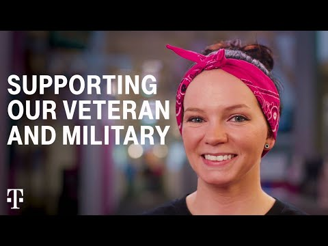 T-Mobile's Commitment To Hire Veterans | T-Mobile