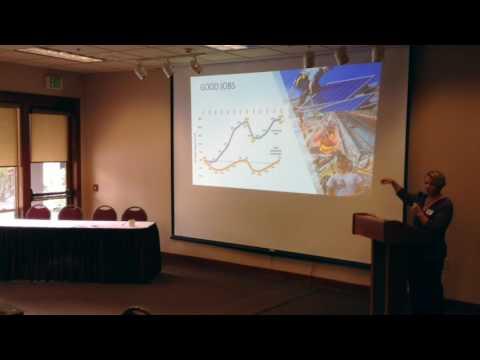 350 Deschutes Climate Conference 2016 City of Portland Michelle Crim