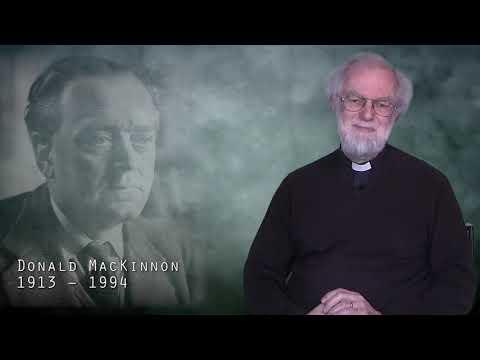ROWAN WILLIAMS ON HIS THEOLOGICAL DEVELOPMENT