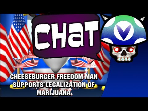 [Vinesauce] Joel - The Political Machine (With Chat)