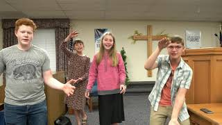 Kids Sunday School Livestream (Week 7)