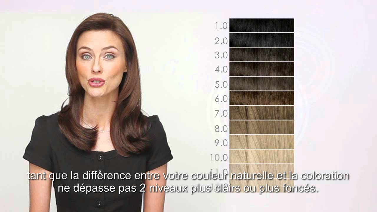 avon advance techniques coloration comment choisir sa couleur youtube. Black Bedroom Furniture Sets. Home Design Ideas