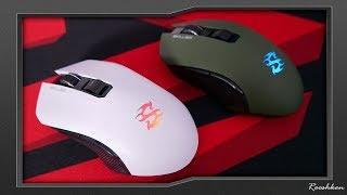 Sharkoon Skiller SGM3 - Wygodna myszka bezprzewodowa