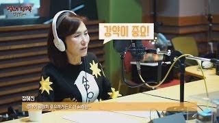 Hye-jin's one point lesson, 장혜진 노래 원포인트 레슨! [정오의 희망곡 김신영입니다] 20161207