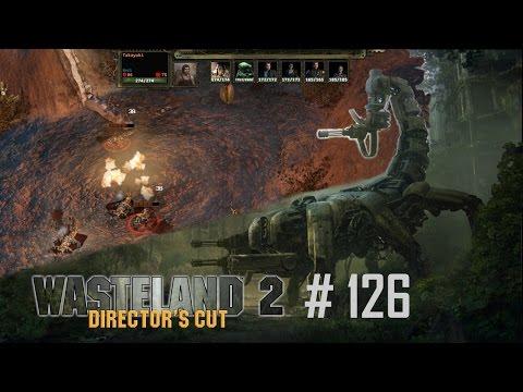 Wasteland 2 Directors Cut #126 - Ein wenig den Canyon erkunden - Let's Play [Ranger]
