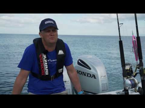 Offshore Adventures New Extreme with Twin BF250s