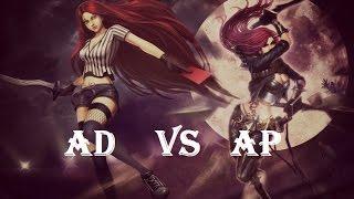 AD VS AP Katarina