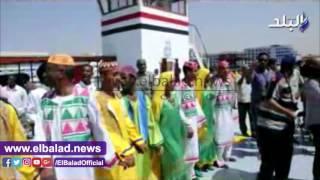 محافظ أسوان يدشن 'أبو سمبل السياحية 2'.. فيديو وصور