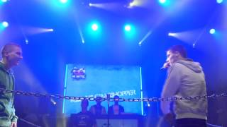 KZA vs. Grasshopper ( Official HD Video )  Red Bull MC Battle 2012