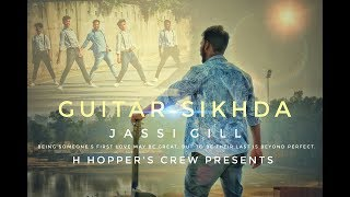 Guitar Sikhda  dance video | Jassi Gill |  Rahul Nayak choreography