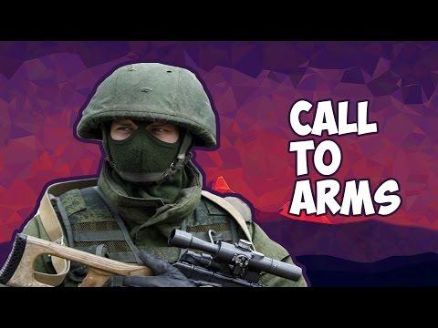 Call to Arms Обзор. Российская Армия