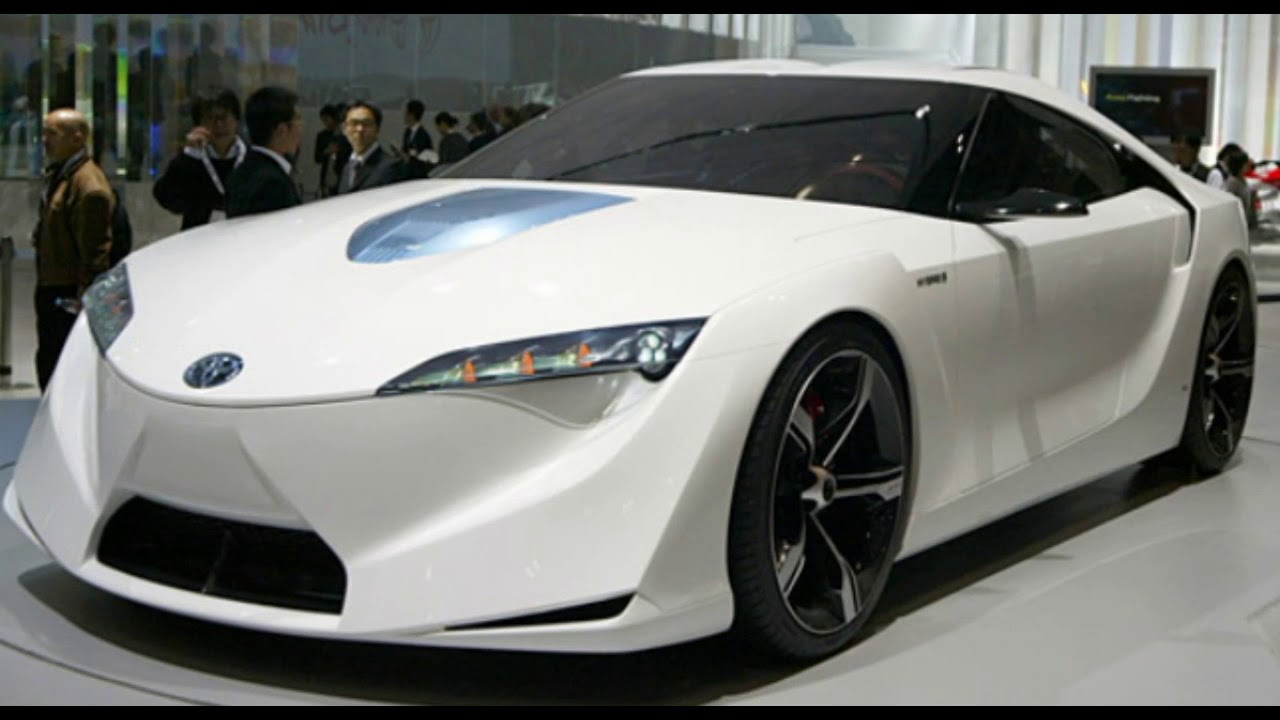 Toyota Ft Hs Hybrid Sports Carconcept 2019