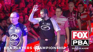 2020 PBA Players Championship Stepladder Finals
