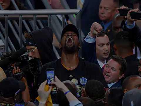 Kevin Durant NBA Champion NBA Finals MVP
